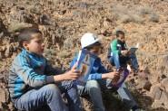 """تنغير: رحلة للقراءة"""" إلى  جبال صاغرو"""