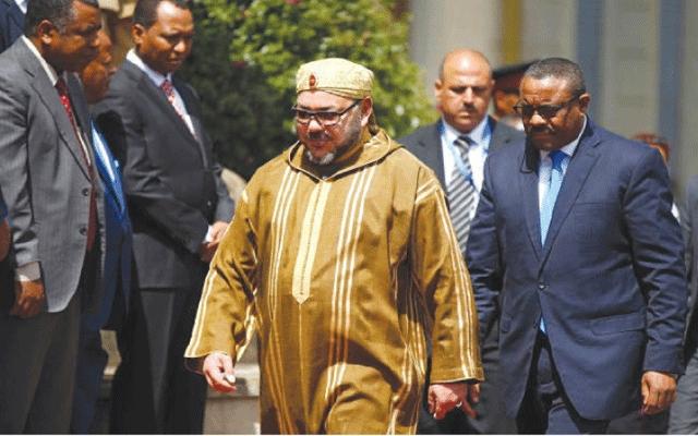 الملك ينفجر في وجه الوزراء بسبب الحسيمة و هذا ما قرره في حقهم