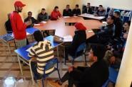 جمعية الشباب المواطن للتنمية البشرية بتنغير تؤطٍّر الشباب في فن الإلقاء