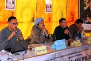تنغير : مداخلة الأستاذ مصطفى القادري على هامش مهرجان بوكافر في دورته الأولى