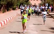 تنغير. أزيد من 600 مشاركة في السباق النسوي على الطريق بمناسبة اليوم العالمي للمرأة