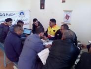 تأسيس الفرع المحلي للمنظمة المغربية للاغاثة والانقاذ بتنغير