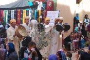 تنظيم الدورة الرابعة للسوق التضامني بقصر الخربات تنجداد