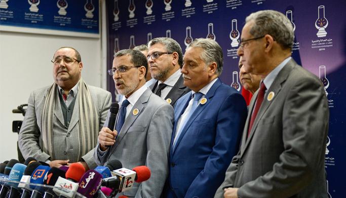 العثماني يخرج عن صمته بخصوص الأسماء المقترحة للإستوزار !!