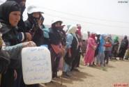 بالصور.. سكان دوار « انونيزم » بجماعة إميضر.. ينتفضون من أجل الماء الشروب