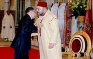 غضبة ملكية على العثماني