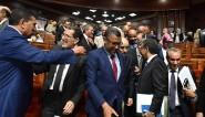 رسميا.. حكومة العثماني تحصل على ثقة البرلمان بـ208 صوتاً