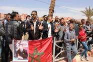 """ساكنة اعدوان تخرج للاحتجاج ضد """"الترامي على اراضيها""""… وأخر يوضح"""