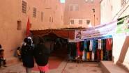 """تنجداد : افتتاح فعاليات السوق التضامني في دورته الرابعة بالخربات """"ربورطاج"""""""
