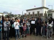 """وقفة احتجاجية بالدار البيضاء للتنديد بوفاة الطفلة """"إيديا"""""""