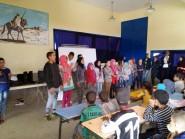 جمعية نبوغ تضرب من جديد نشاط تربوي هادف بمدرسة الكومت بسوق الخميس دادس