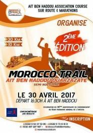 ورزازات : تنظيم الدورة الثانية لموروكو ترايل الدولي بقصر أيت بن حدو