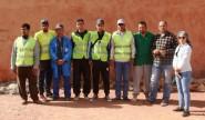 بالصور… جمعية شباب فيفتي هاوس بتنغير تنظم حملة نظافة بحي 50 دار