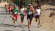 تازارين زاكورة: وليد اوالطلبة و أميرة بغدي يحرزان لقب سباق الواحة