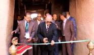 في دورته الرابعة والي جهة درعة تافيلالت يشرف على افتتاح فعاليات السوق التضامني بالخربات