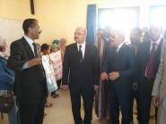 عامل إقليم تنغير يدشن مشروع تأهيل ثانوية الموحدين الإعدادية ببومالن دادس