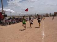 مهرجان الورود: جمعية ايت احيا لألعاب القوى تنظم الدورة الثانية للعدو الريفي