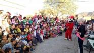 تنغير : تنظيم أمسية ترفيهية لأطفال دوار أكديم نخرطان التابع لجماعة أيت الفرسي
