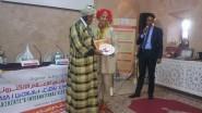 إقتتاح النسخة الثانية لمهرجان ورزازات الدولي للإعلام الإلكتروني بتكريم ولد العبادي رئيس اتحاد المواقع الالكترونية الموريتانية