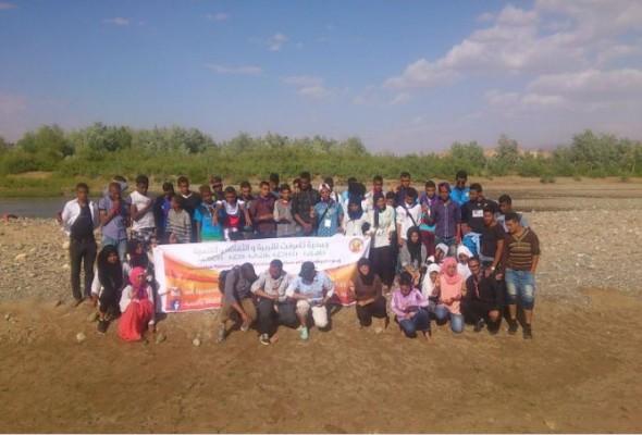 جمعية نبوغ تسجل الحضور بالدورة التكوينية في مجال التنشيط بجمعية تامونت للتربية والثقافة والتنمية.