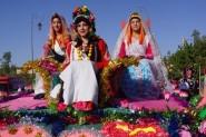 مهرجان الورود : إعلان عن المشاركة في ملكة الورود الدورة 55