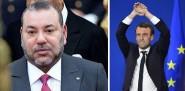 الملك محمد السادس يهنئ إمانويل ماكرون بمناسبة انتخابه رئيسا للجمهورية الفرنسية