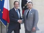دلالات لقاء الملك محمد السادس والرئيس فرانسوا هولاند