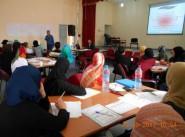 تقرير حول الدورة التكوينية الثانية لفائدة منشطات ومنشطي برنامجي محو الأمية و ما بعد محو الأمية ببومالن دادس.