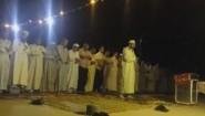 تنغير : صلاة التراويح لليلة الاولى من شهر رمضان المبارك بمسجد الوحدة .