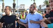 """عاجل ..بهذه الطريقة اعتقل """"البوليس"""" ناصر الزفزافي وهذا ما يجري في محيط منزل عائلته الأن"""