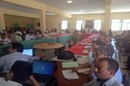 عامل إقليم تنغير يعقد لقاءا تواصليا مع فعاليات دائرة النيف