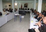 عامل إقليم تنغير يعقد لقاءا تواصليا مع فعاليات دائرة أسول