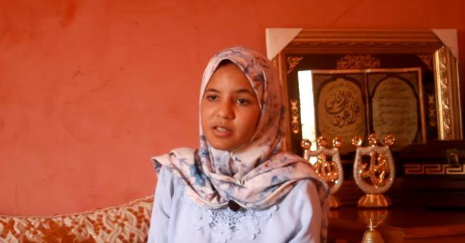 شيماء مورو: ابنة ورزازات الحاصلة على اعلى معدل بجهة درعة تافيلالت