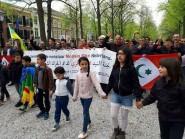 مهاجرون مغاربة يقررون الإعتصام أمام البرلمان الهولندي تضامنا مع معتقلي الريف