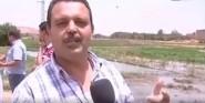 تنغير: ربورطاج القناة الثانية 2M حول مشكل الواد الحار
