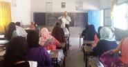 تنغير : شبكة جمعيات تنغير للتنمية و الديمقراطية الامتحان الاشهادي لنيل شهادة دروس محو الامية دورة يونيو 2017