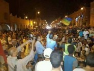 أحياء تغرق في الواد الحار بتنغير والمتضررون ينظمون مسيرة احتجاجية + فيديو