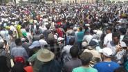 عشرات الآلاف يتظاهرون بالرباط تضامنا مع الريف ورفضا للظلم والحكرة