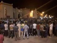 بالصور و الفيديو…نشطاء الحراك الشعبي بتنغير يخرجون في مسيرة إحتجاجية حاشدة