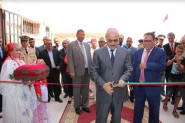 ورزازات عامل الإقليم يعطي انطلاقة عدة مشاريع بتازناخت بمناسبة ذكرى عيد العرش