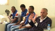 بالفيديو .. الشوباني يستقبل فريق نادي تنغير للريكبي المتوج بباريس