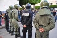 عامل الحسيمة يسحب قوات الأمن من وسط مدينتي الحسيمة وامزورن