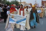 تسليت قبيلة أيت حديدو بمهرجان تملسا ببومالن دادس