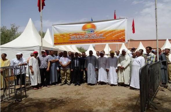 تنغير : افتتاح فعاليات مهرجان تيفاوت في نسخته الثانية
