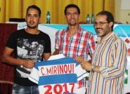 النادي الرياضي واحة تنغير يقدم مدربه الجديد + فيديو