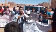 """ناشط بإحتجاجات زاكورة يكشف تفاصيل إعتقالات """"ثورة العطش"""""""