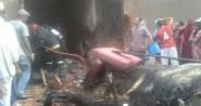 حريق يأتي على محل لبيع الأفرشة المنزلية بمدينة ورزازات