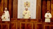 نص الخطاب الملكي في افتتاح الدورة الأولى من السنة التشريعية الثانية