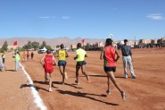 مديرية التعليم بتنغير تنظم البطولة الإقليمية للعدو الريفي المدرسي