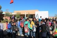 """جمعية نبوغ ومدرسة الكومت """"الاحتفاء بحدث المسيرة الخضراء """""""